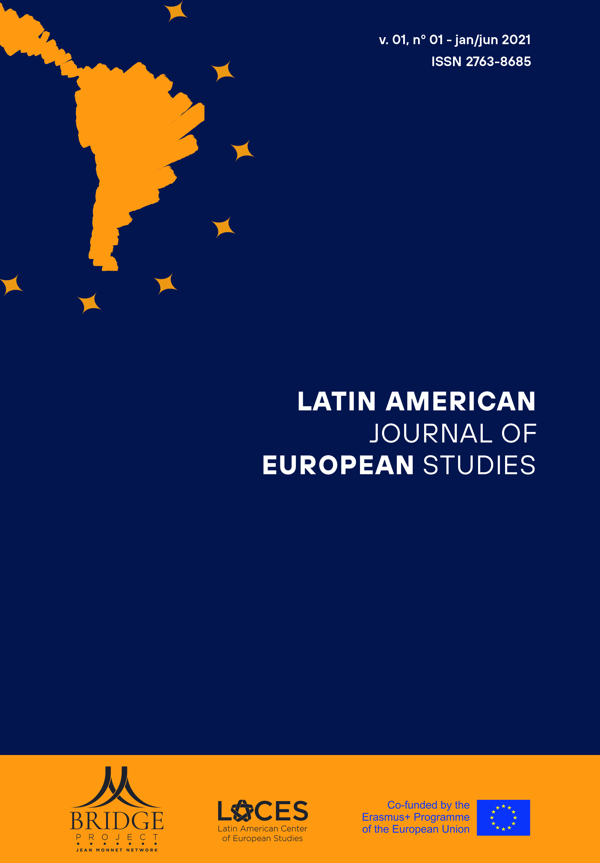 View Vol. 1 No. 1 (2021): Latin American Journal of European Studies
